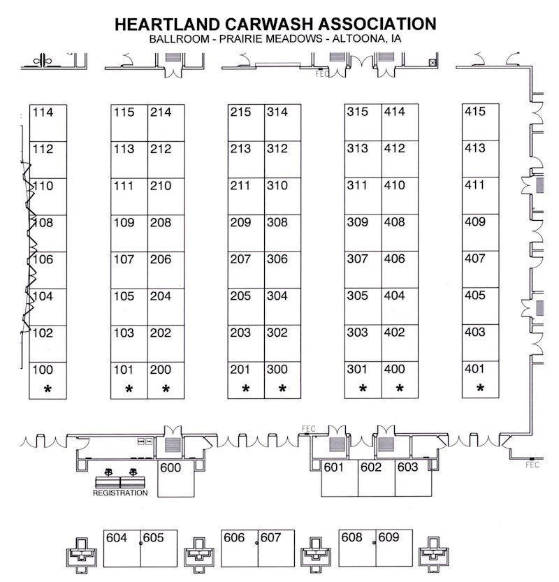 Booth Map 2
